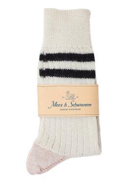 Merz b. Schwanen - Merz b .Schwanen Wool Socks