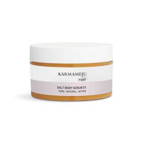 karmameju - Karmameju Salt Body Scrub 01, Foxy